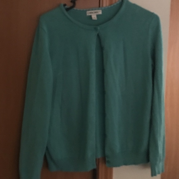Cherokee - Light green cardigan sweater from Daisy's closet on ...