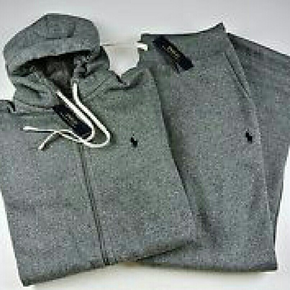 release info on save off limited style Polo sweatpants NWT