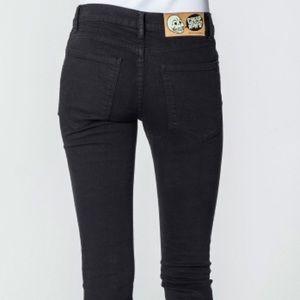 Cheap Monday Denim - Cheap Monday black skinny jeans