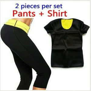 Other - Hot neopreno sport shirt and pants training set
