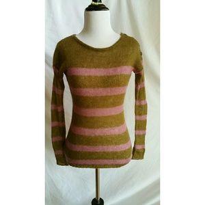 Ann Taylor Loft Size XXSP Sweater Mohair Blend