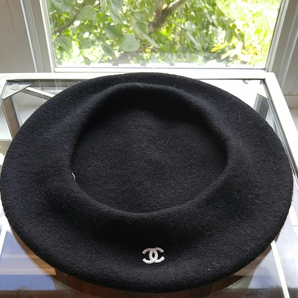 CHANEL Accessories - CHANEL BERET HAT 3eac8009783