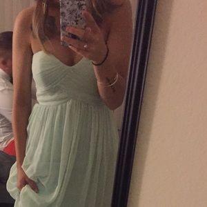 Mint Formal Dress Size 2