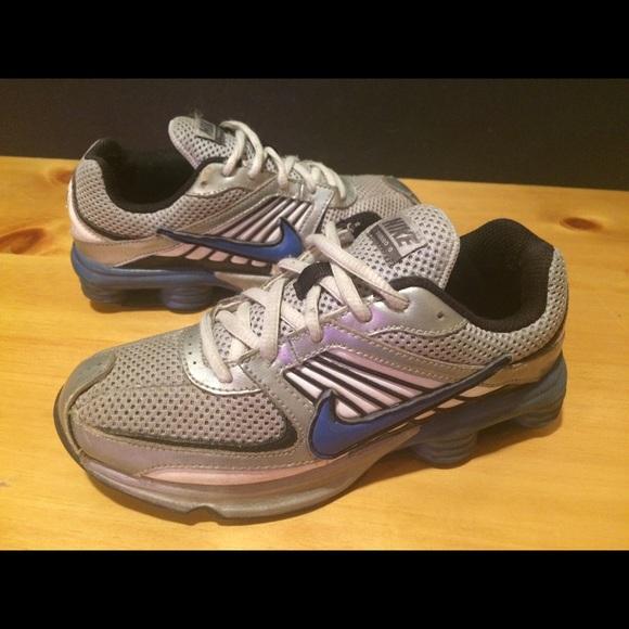 428410fe81f ... Blue   Silver Nike Turbo 8 Shoes. M 580f999d4e95a378fb00ad10