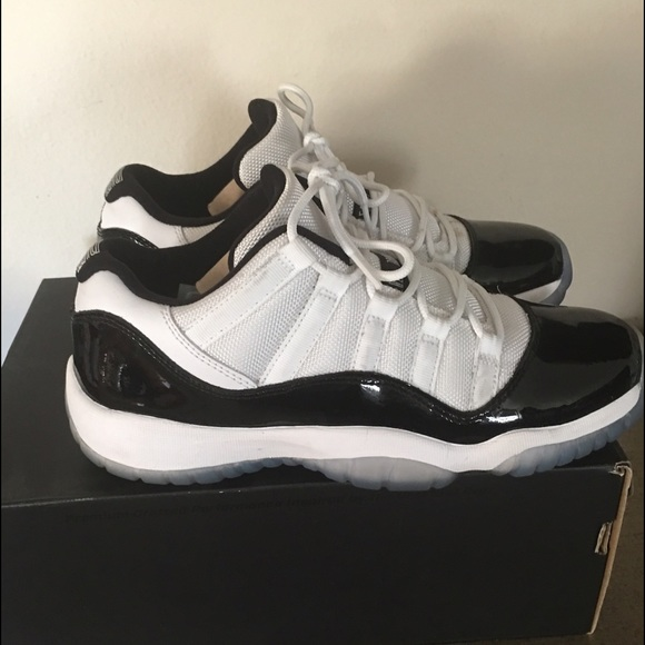 huge discount cb4b2 d5e86 Jordan Other - Boys Air Jordan 11 Concord Retro Low