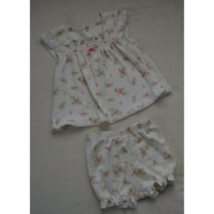 Other - 2pc. Floral print top and shorts