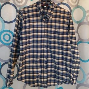 Roper Tops - Five Star by Roper plaid top ladies Small