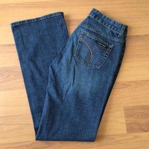 Calvin Klein Jeans Denim - Calvin Klein bootcut jeans