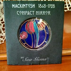 Compact Purse Mirror