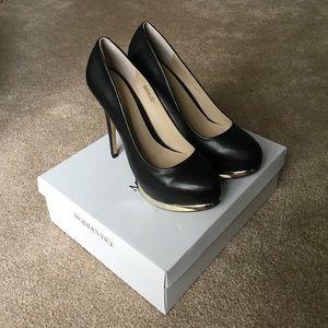 Modern Vice Shoes - Black high heels
