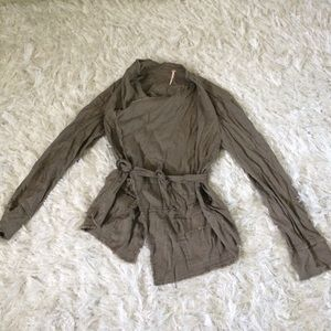 Free People Jacket NWOT