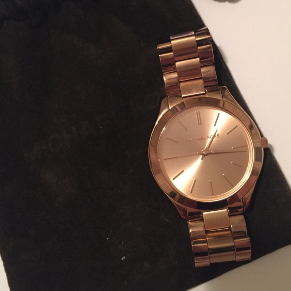 e950b7c3c792 Accessories - Michael Kors MK-3197 rose gold watch