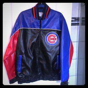 Chicago Cubs Coat sz L