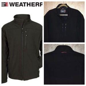 Weatherproof Other - Weatherproof Black Soft Shell Jacket WPL 11590 XXL