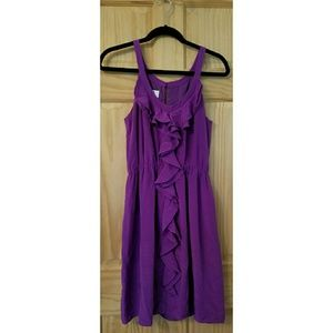 Silk Formal Dress