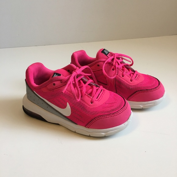 nike 8c. girls nike air maximize shoes size 8c (toddler) h