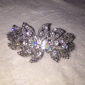 Jewelry - NEW WITH TAGS Faux diamond headpiece