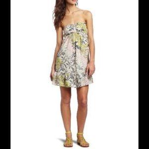 O'Neill Mahalo strapless dress
