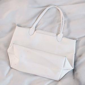 Longchamp Bags   Final Flash Crocembossed Mini Le Pliage   Poshmark d0f6f8b4e4