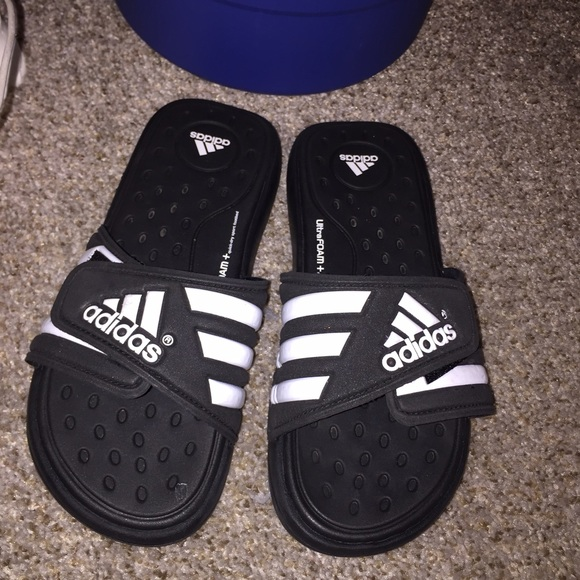 2593c810d Adidas Shoes - Adidas Ultra foam slides sandal size 8