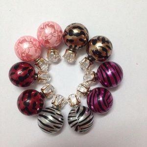 Jewelry - Zebra Doubles