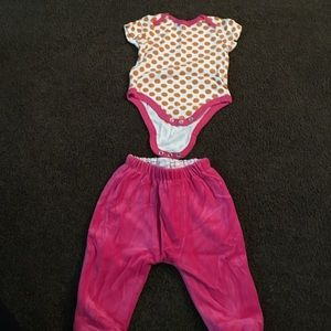 Other - Polka Dot Baby outfit