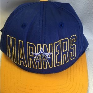 American Needle Other - Vintage Seattle Mariners Snapback Hat