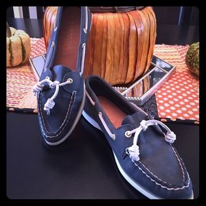 Sperry Navy Top Siders