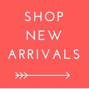 NEW ARRIVALS ARE HERE!!