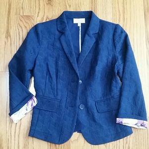 Princess Vera Wang Fitted Jacket