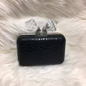 Zara Small Box Clutch