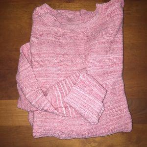 Lou & Grey blush sweater