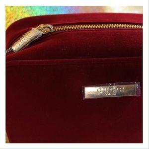 0284bd384438ae Gucci Bags | Parfums Red Velvet Bag | Poshmark