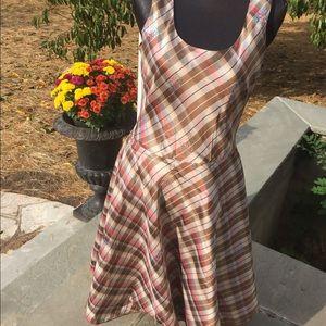 lapis Dresses & Skirts - Gorgeous sequin plaid fall dress