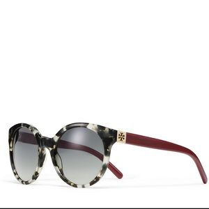  NWT AUTHENTIC Tory Burch Sunglasses w/Case 