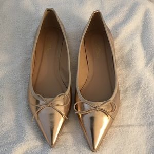 Journee Collection Shoes - New Rose Gold flats