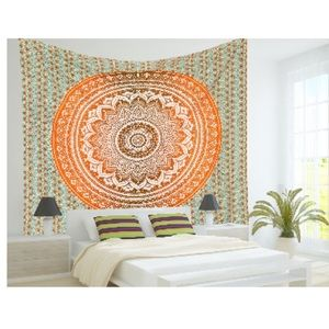 Indian Mandala Tapestry Hippie Hippy Wall HangingBoutique for sale