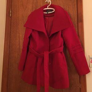 Ci Sono Cavalini red jacket SZ S
