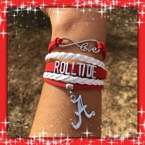 ONE LEFT Alabama Bracelet