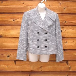 Calvin Klein Jackets & Blazers - Final Calvin Klein Marled Pea Coat Jacket