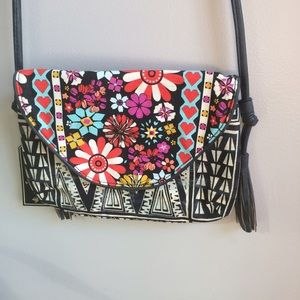 Handbags - ❗️Last 1❗️BRAND NEW Canvas Crossbody Flap Bag