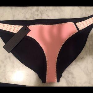 Triangl NWT Neoprene Bikini Bottom
