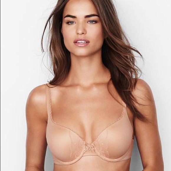34fa518b7f0f4 Body by Victoria Perfect Shape Bra - Nude. M 580ff5c0291a35974a01a882