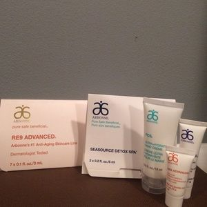 arbonne instant lift gel instructions