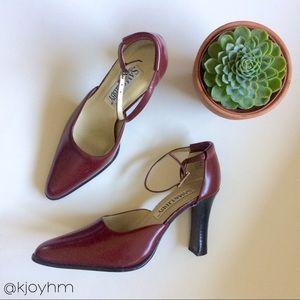 Sam & Libby Shoes - Sam & Libby leather heels
