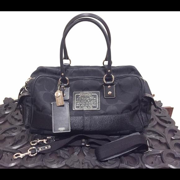 c90668daf2 Beautiful COACH duffle bag