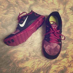 Nike free run. Rare edition.