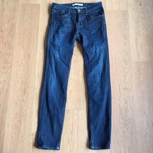 JBrand 811 enchanted wash skinny jeans 26