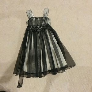 My Michelle Other - My Michelle Beaded Bodice Dress