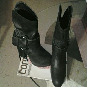 Rampage Barlow style booties